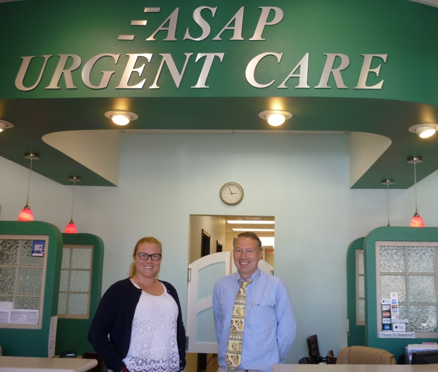 ASAP medical emergency clinic